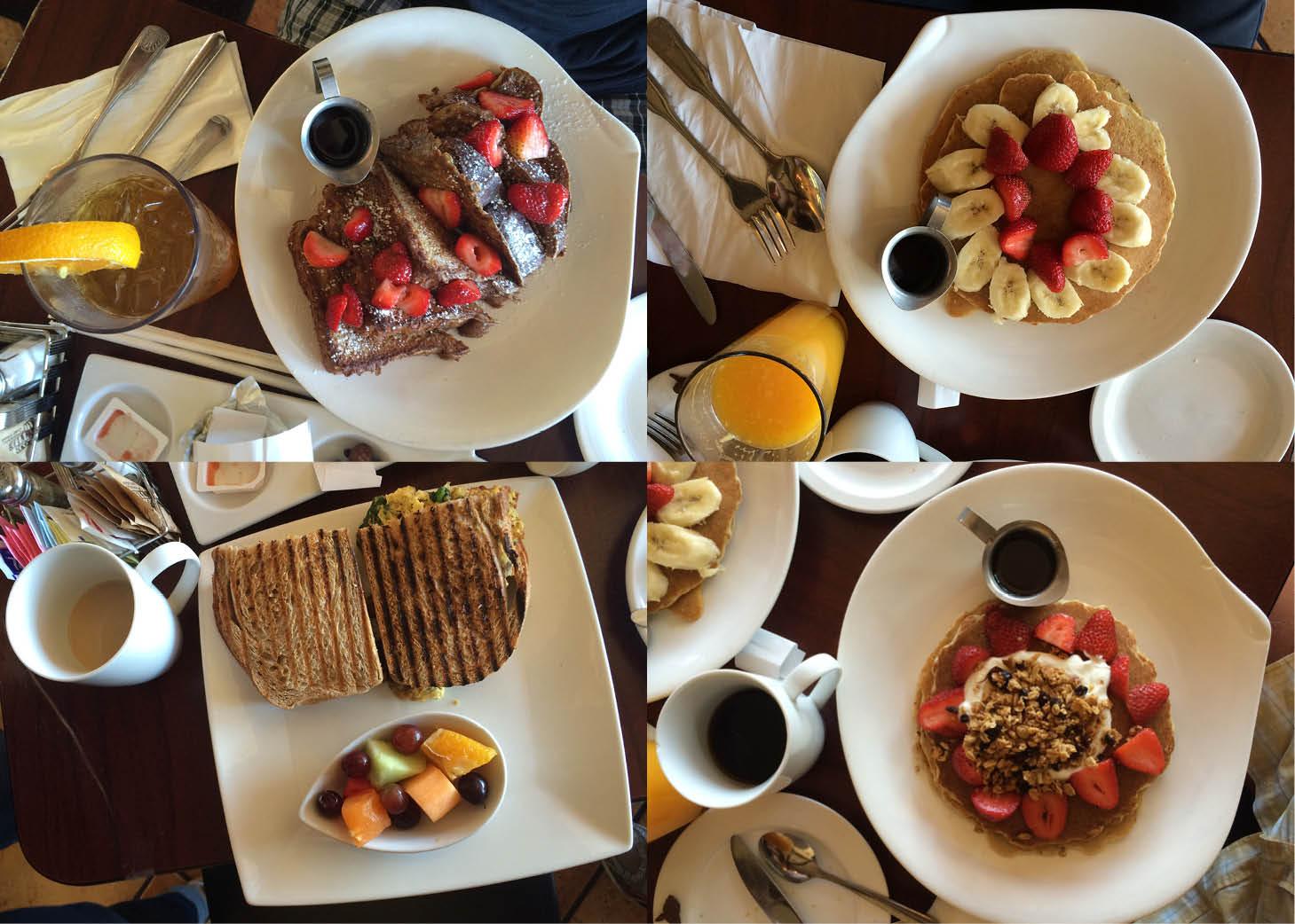 Kalifornia frukost 2015-06-16